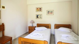 accommodation pegasos hotel beds
